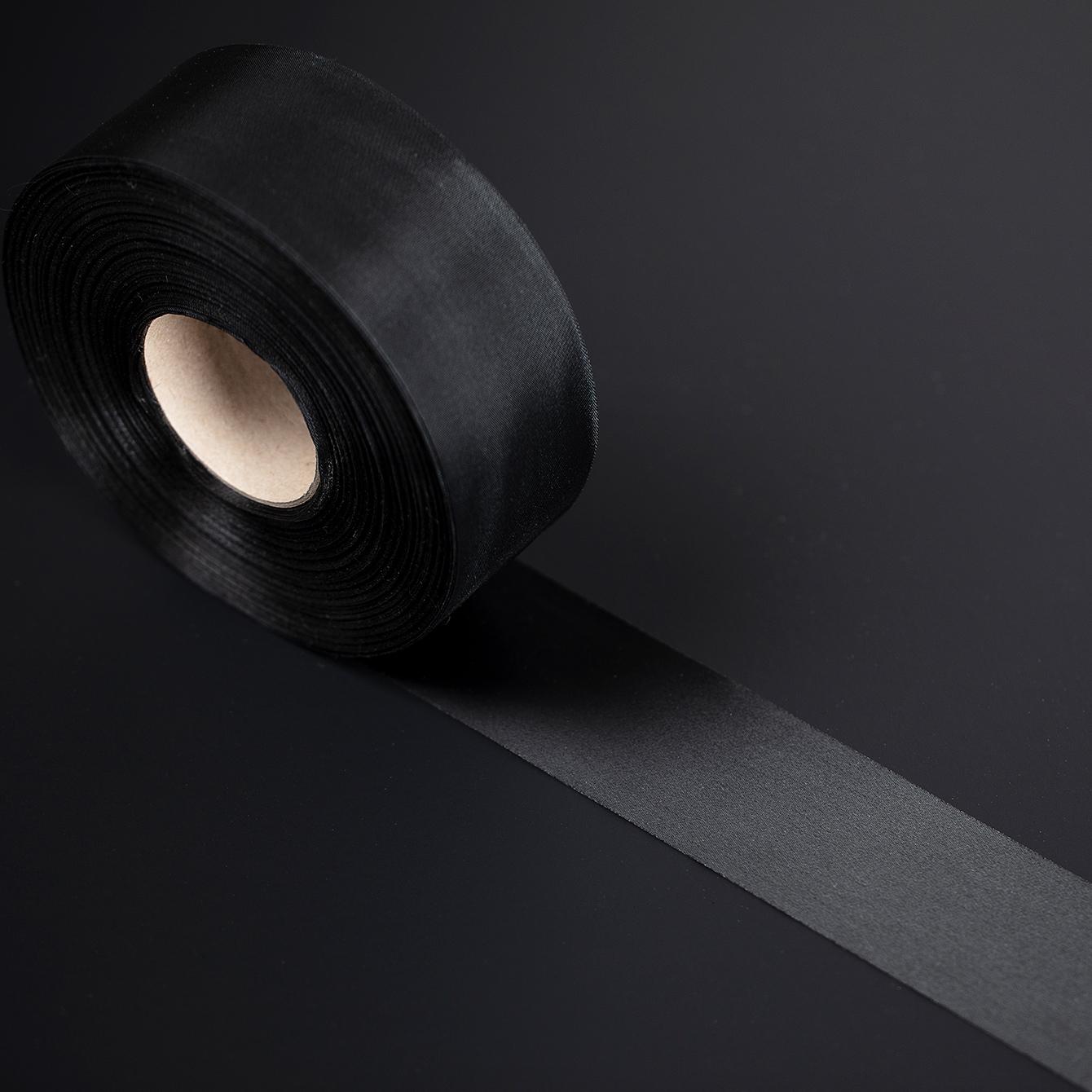 Cut and heat-slitting narrow fabric