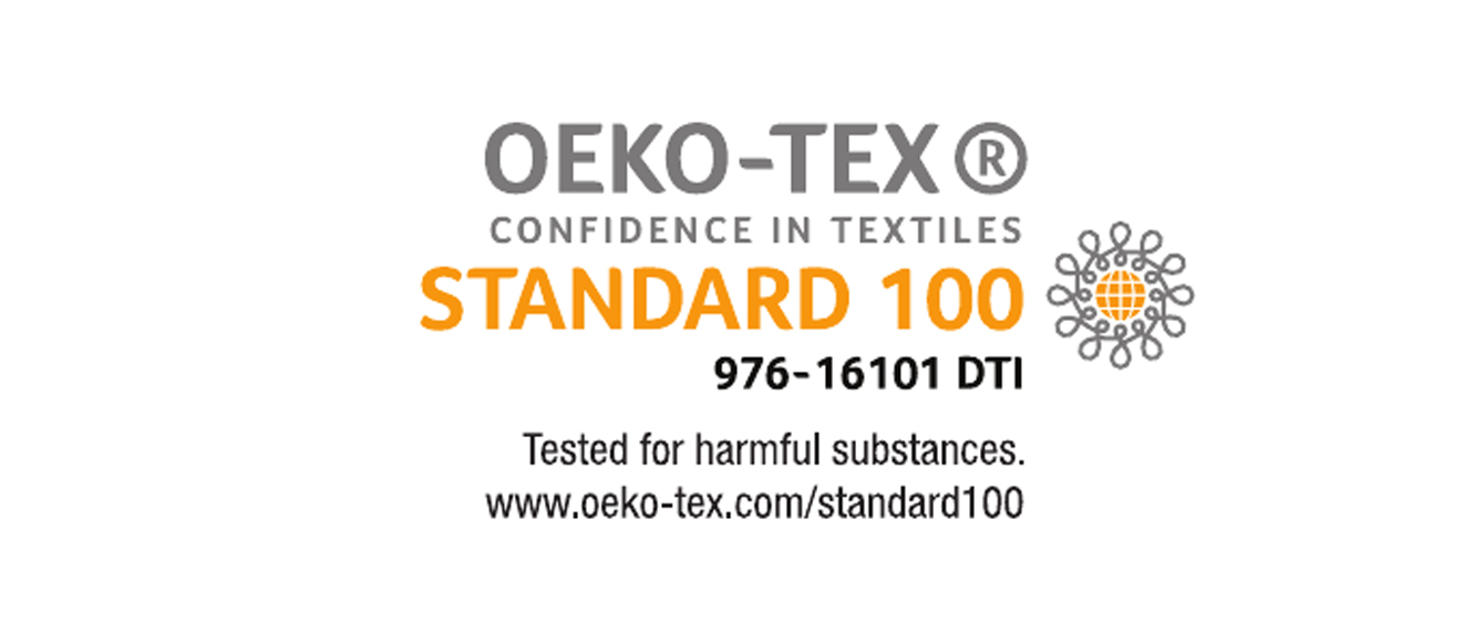 OEKO-TEX® stands for confidence in textiles