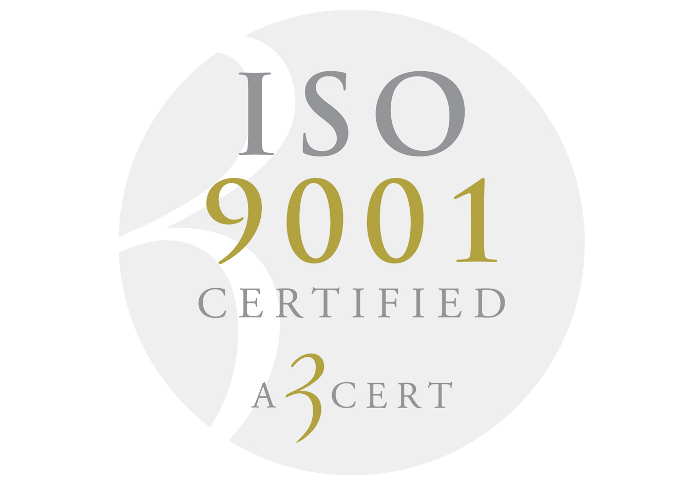 ISO 9001 for continuous improvement